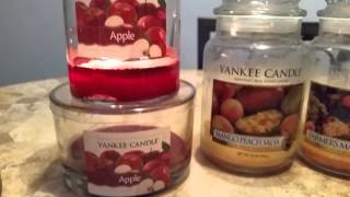 Candle Empties September 2014