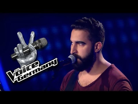 Diamonds  Rihanna  Ruben Dimitri  The Voice of Germany 2016  Blind Audition