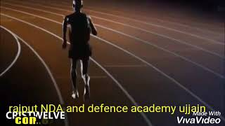 Army running  tip and  motivational video