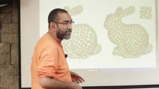 Shapes and geometry of surfaces - An Infosys Prize lecture by Prof. Mahan Mj thumbnail