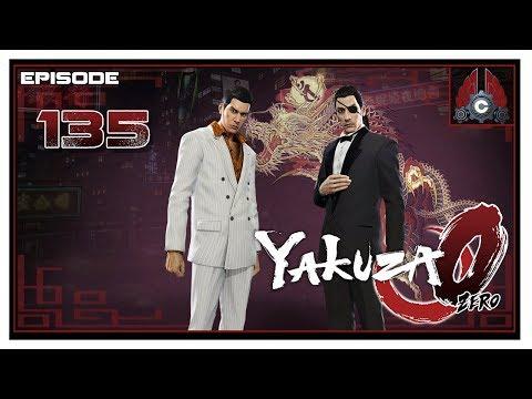 Let's Play Yakuza 0 With CohhCarnage - Episode 135