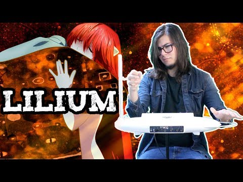 Elfen Lied Opening - Lilium (Theremin Cover)