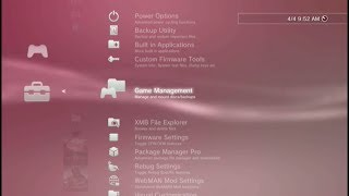 CFW Toolbox for PS3 CFW by DeViL303