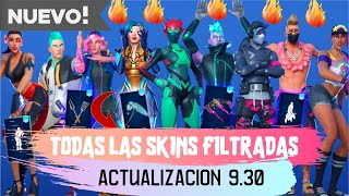 *NUEVO* SKINS FILTRADAS FORTNITE / All Leaked Fortnite Skins