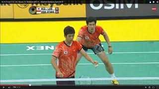 F - MD - Ko S.H. / Lee Y.D. vs M. Ahsan / H. Setiawan - 2013 Maybank Malaysia Open
