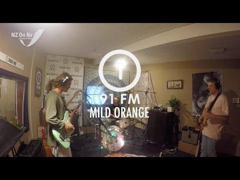 Mild Orange - Radio One 91FM Live to air