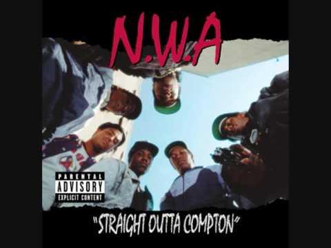 N.W.A. - Straight Outta Compton (Instrumental) + Lyrics!