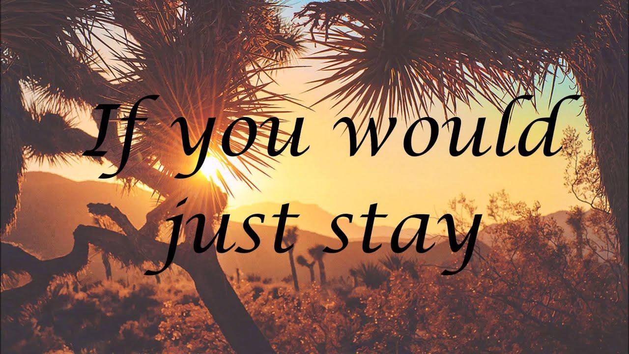 Zedd & Alessia Cara – Stay (Tritonal Remix) Lyrics ...