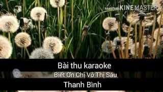 Thanh Bình hát karaoke (ikara.co)