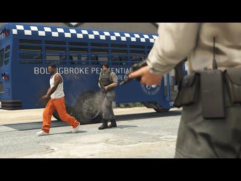Резня в тюрьме [RusArtFn]