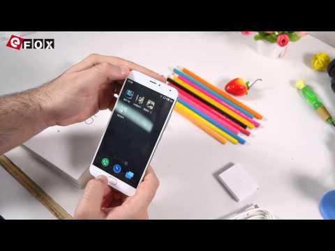 """MEIZU MX5 Review Português - 5.5"""" FHD AMOLED Tela efox.com.pt"""