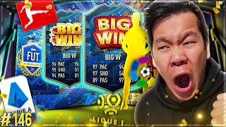 BIG WIN 🔥🔥 ENDLICH WIEDER ELITE REWARDS DIE GÖNNEN FEAT. TOP 100 PACK 😲 FIFA 20 RTG#146