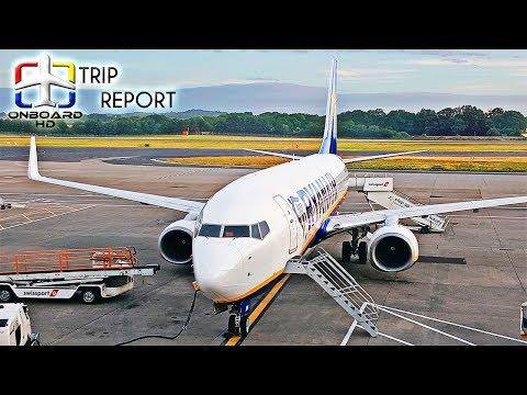 TRIP REPORT | Ryanair | Boeing 737 | Bratislava - Madrid