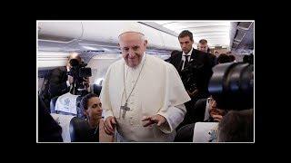 Déplacement œcuménique du pape sur les terres de Calvin