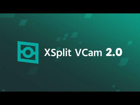 ✨XSplit VCam 2.0✨ The Best Background Removal App just got Better!