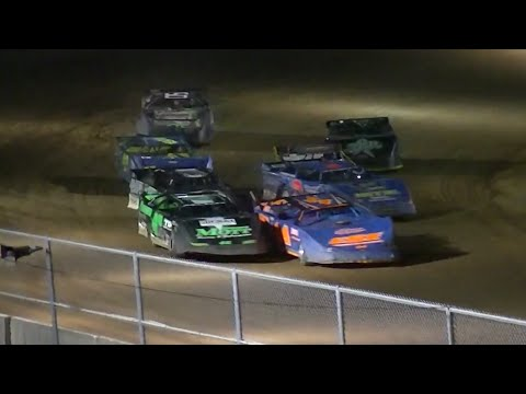 RUSH Crate Late Model B-Main One | McKean County Raceway | Fall Classic | 10.10.14
