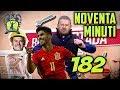 90 minuti 182 Real Madrid TV | Marco Asensio (19/06/2017)