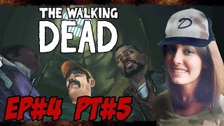 The Walking Dead - Around Every Corner - Part 5 - SHIT IS GOING DOWN