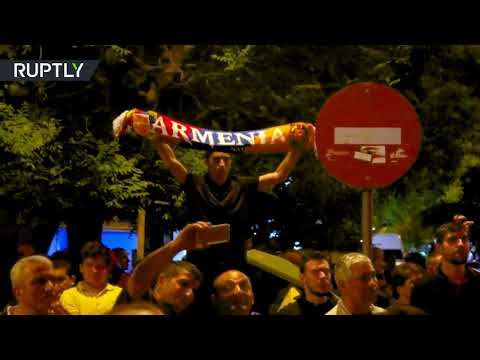 Protest turns violent in Greece on 103rd Armenian Genocide anniv.