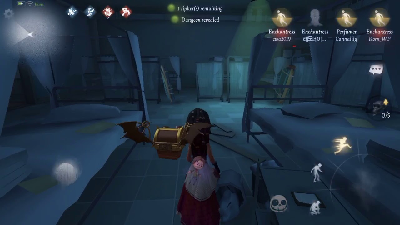 Enchantress Gameplay || Identity V Indonesia