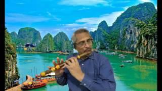 mere mehboob tujhe (flute on Karaoke)