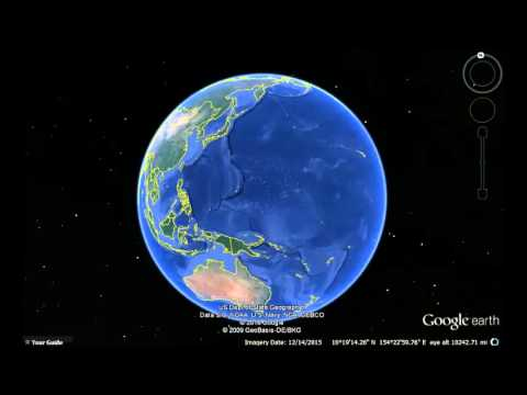 Philippines Google Earth View