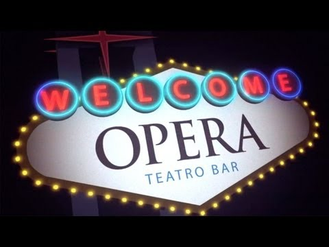Opera Vegas Animation