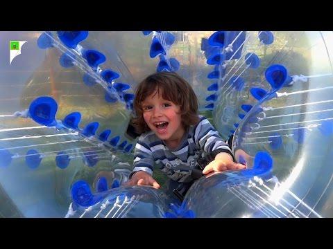 Parque y cosas divertidas para niños