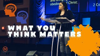 TRUE - What You Think Matters Podcast