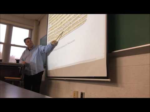 Berkeley's Idealism and Proof of God's Existence. Lecture 1. U of Detroit, 11-4-2016