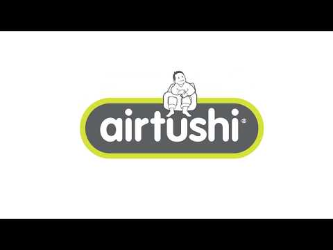 Airtushi – Inflatable Seat For Babies & Toddlers – HD