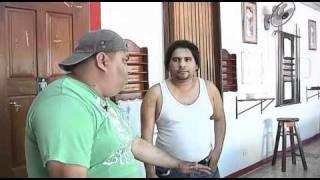 Juego de Billar - Julito y su papa