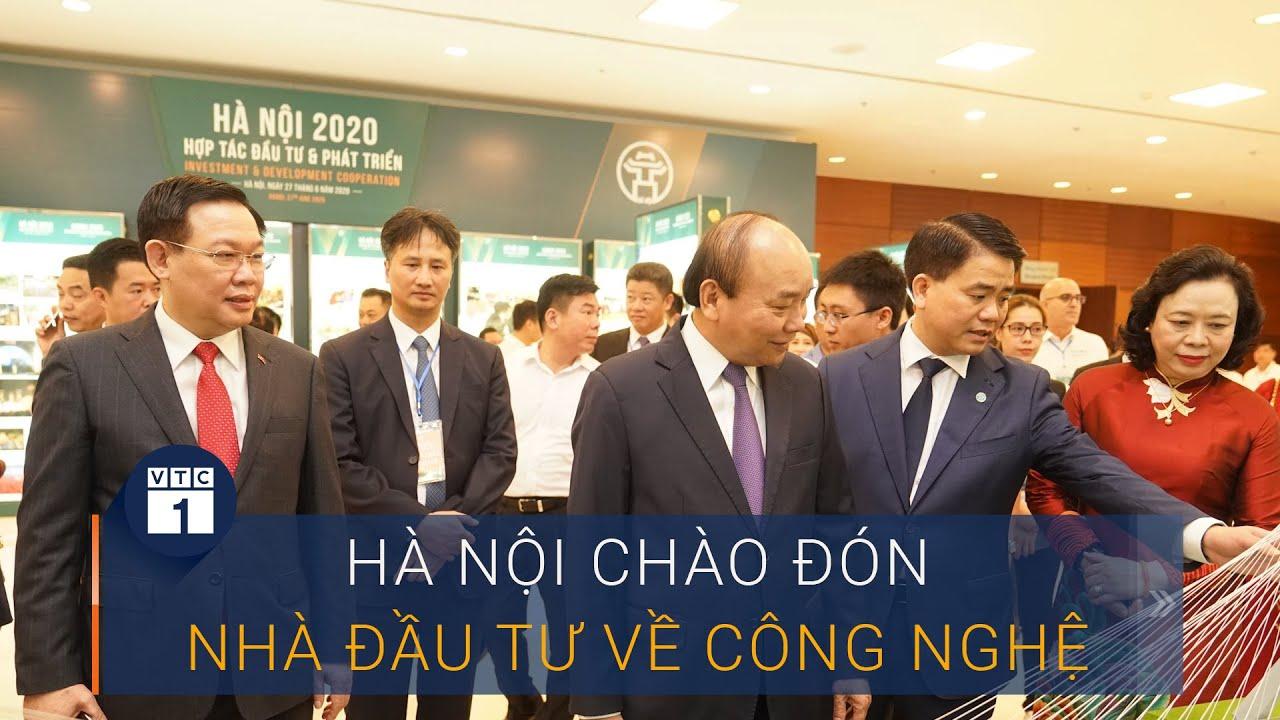 Hà Nội chào đón các nhà đầu tư về công nghệ | VTC1