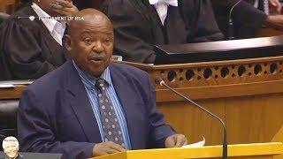 COPE Mosiuoa Lekota On State Capture - Parliament