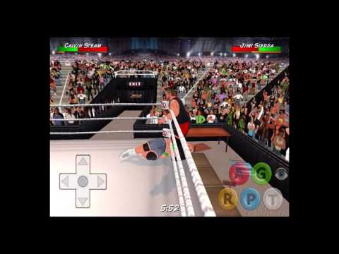 Owens wwe elimination chamber wrestling revolution 3d youtube