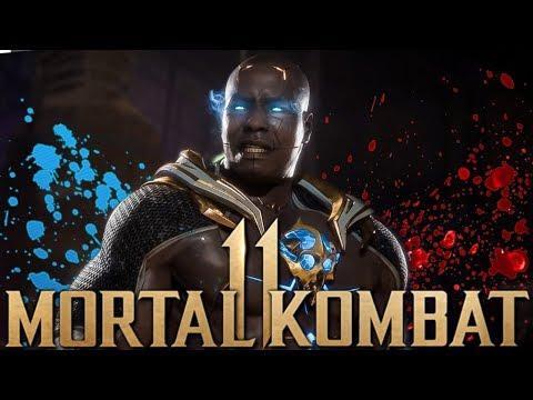 Mortal Kombat 11 - Why Did Geras Blood Change? Theory/Analysis thumbnail