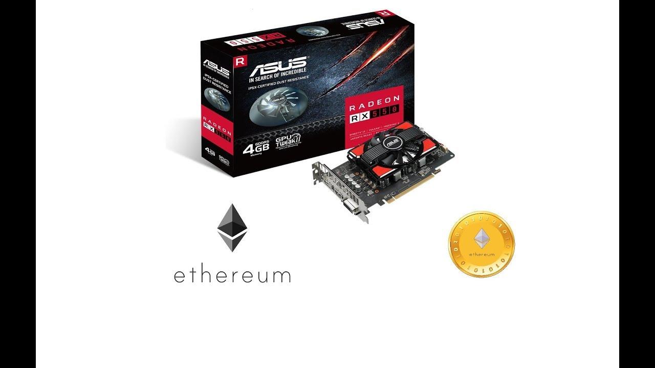 Rx 550 4gb Mining