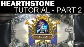 Hearthstone - Tutorial Part 2 - YOU ARE NOT PREPARED! (Feat. Big Game Hunting)