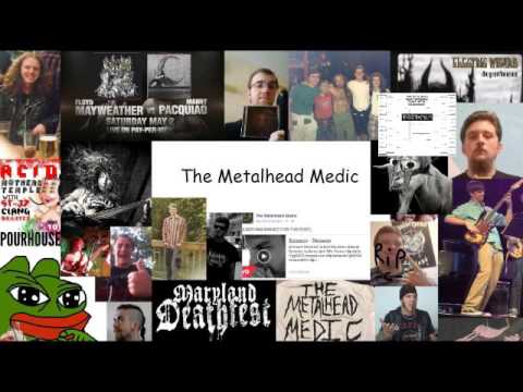 The Metalhead Medic Podcast #1