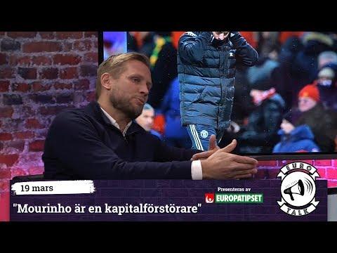 """Eurotalk: """"Mourinho är en kapitalförstörare"""""""