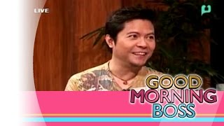 [Good Morning Boss] Panayam kay Nick Nangit ukol sa Ghost Month [08|14|15]