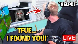 GHOSTS Caught By Fortnite Streamers! (Tfue, Ninja, DrDisrespect)