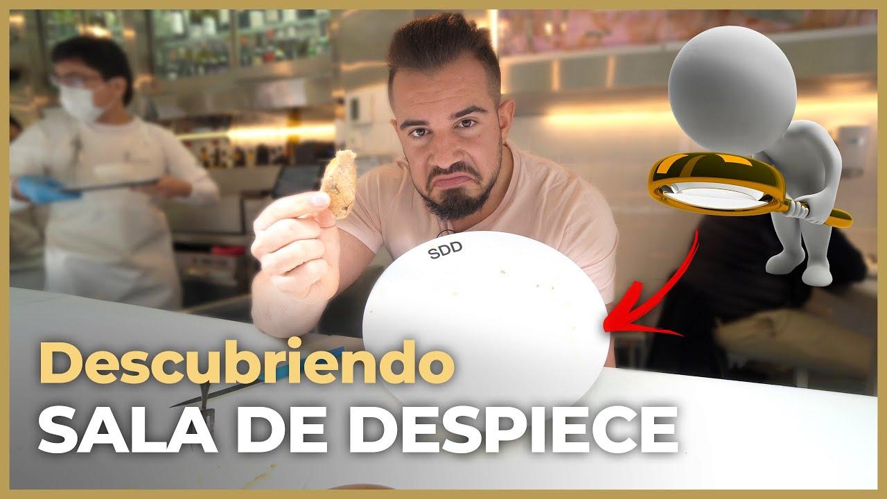 ¡Comiendo en la BARRA DE MODA en MADRID! [PLATOS MUY PEQUEÑOS] ¿Salí con HAMBRE? 🤨