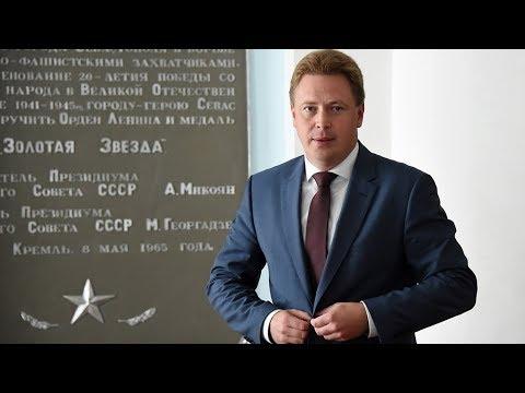 Губернатор Севастополя Дмитрий Овсянников: « 25 лет не строились ни сады, ни школы»
