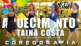 Baixar Aquecimento da Tainá Costa - Tainá Costa (DJ Kelvinho) | Motiva Dance (Coreografia)