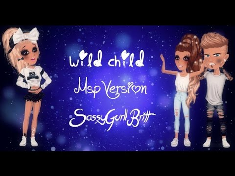 Wild Child Msp Version😎