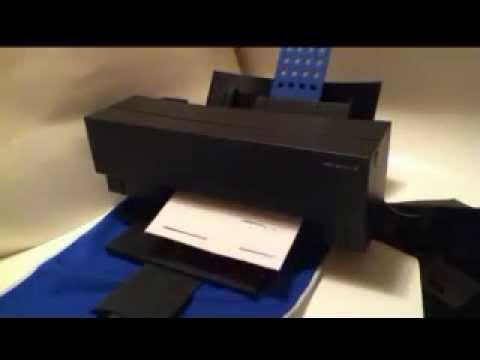 alps md 5000 printer manual