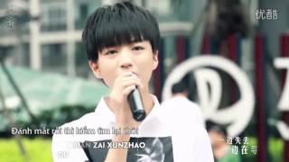 [Vietsub - Kara] Ngày mai ơi, xin chào! (明天, 你好) - Vương Tuấn Khải & Vương Nguyên