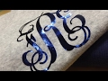 A Quick Beginners Guide to Monograms With Cricut