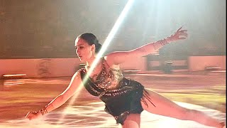 Alina Zagitova Алина Загитова Клеопатра 14 04 2021 Шоу Чемпионы на льду Санкт Петербург
